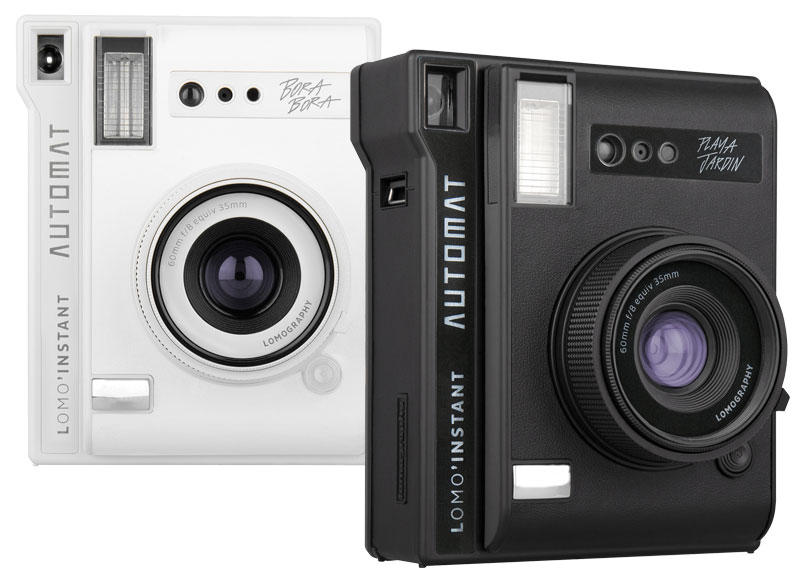 Creativity Made Easy with the Lomo'Instant Automat