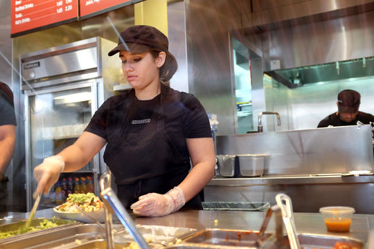 Chipotle employees reveal shocking work conditions