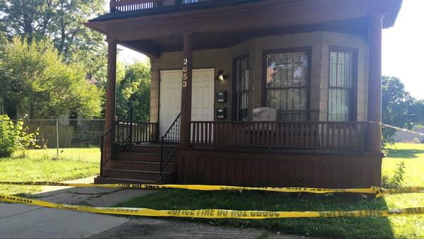 Image: Father found dead with several gunshot wounds in southwest Detroit home. Story coming up on Local 4 News at 6.