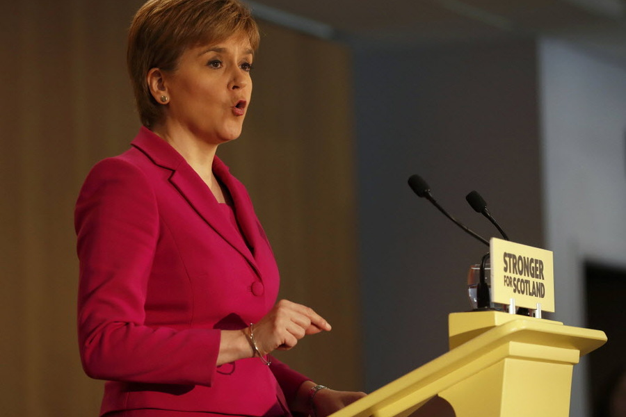 Scotland revives independence bid in wake of Brexit vote