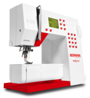 BERNINA 215 Simply Red Sewing Machine