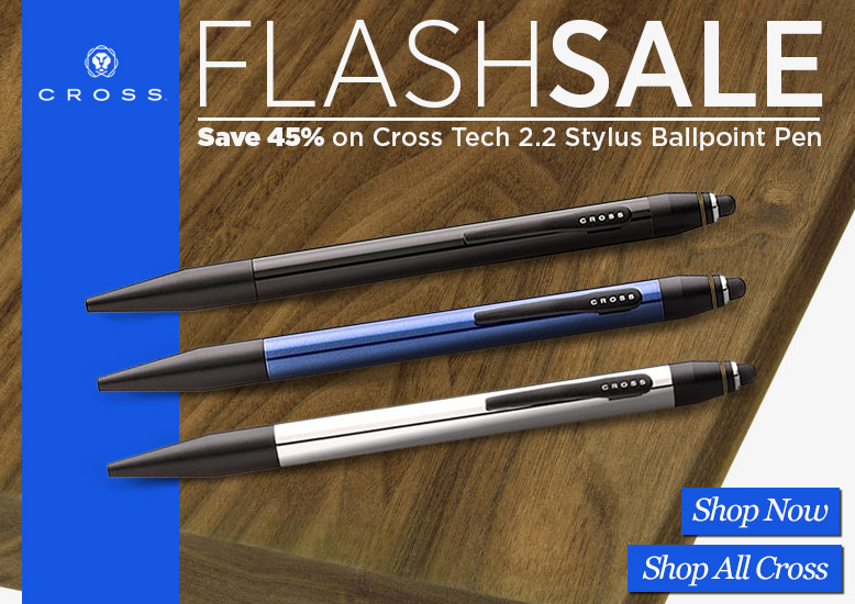 Flash Sale Cross Tech Stylus
