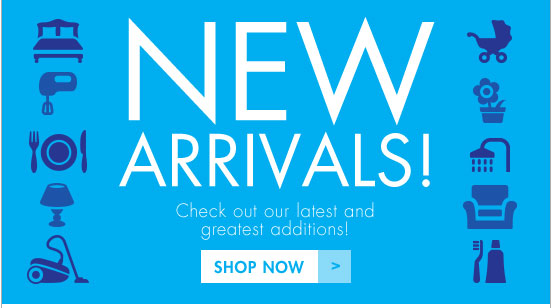 NEW ARRIVALS! Check out our latest and greatest additions! SHOP NOW