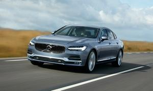 Volvo to export Chinese-built S90 sedan to Europe, U.S.