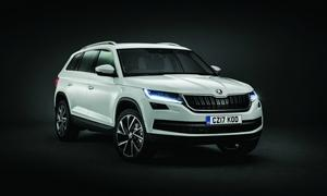 Skoda unveils SUV that could lead U.S. launch for VW Group's value brand