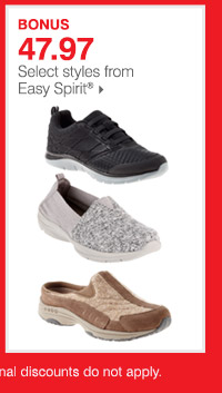 49.97 select styles from 
