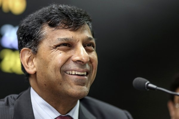 Former Reserve Bank of India Governor Raghuram Rajan. — Bloomberg file picture