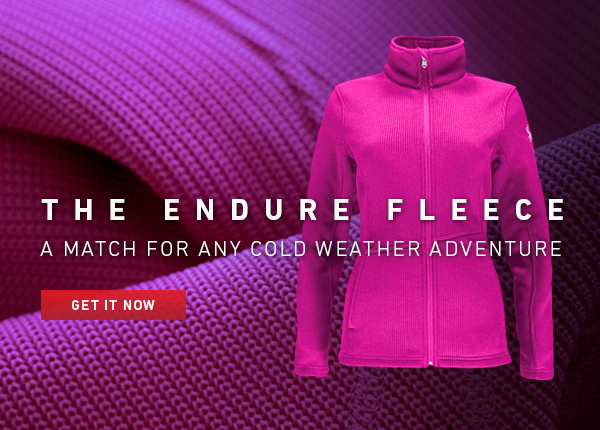 The Endure Fleece