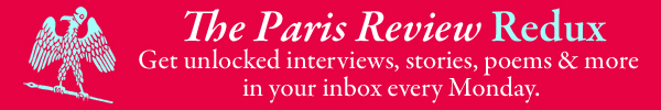 Sign up for 'The Paris Review' Redux
