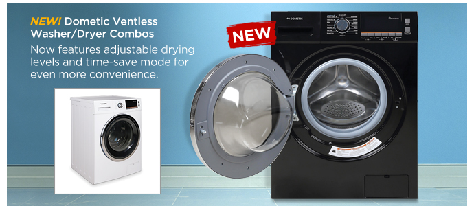 Dometic Ventless Washer/Dryer Combo