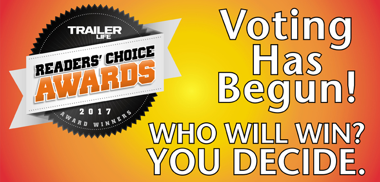 Feature: Readers' Choice Awards:  Vote for Your Favorites!