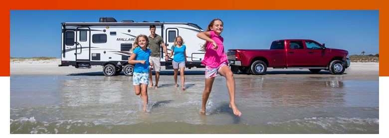 RV tech and RV lifestyle features at TrailerLife.com