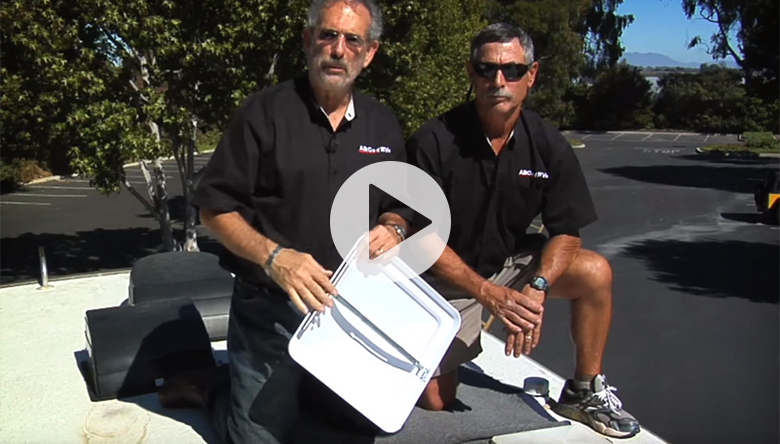 Video: TL DIY: Replace an RV Roof Vent Cover