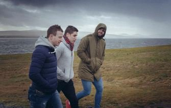 Mayo GAA stars take on the Wild Atlantic Way