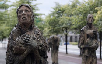 Revealed: How New York Jewish leaders made major Irish famine relief donations