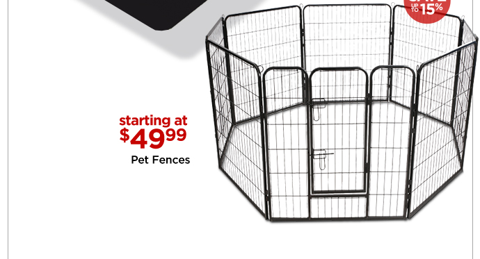 Pet Fences
