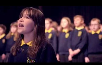 "You'll be moved to tears by this 10-year-old autistic Irish girl singing ""Hallelujah"""