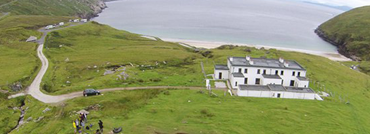 Mysteries of deserted pre-Famine village on Achill Island revealed