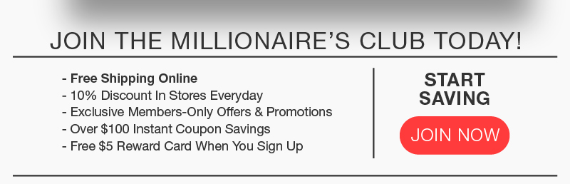 Join the Millionaire's Club Today!